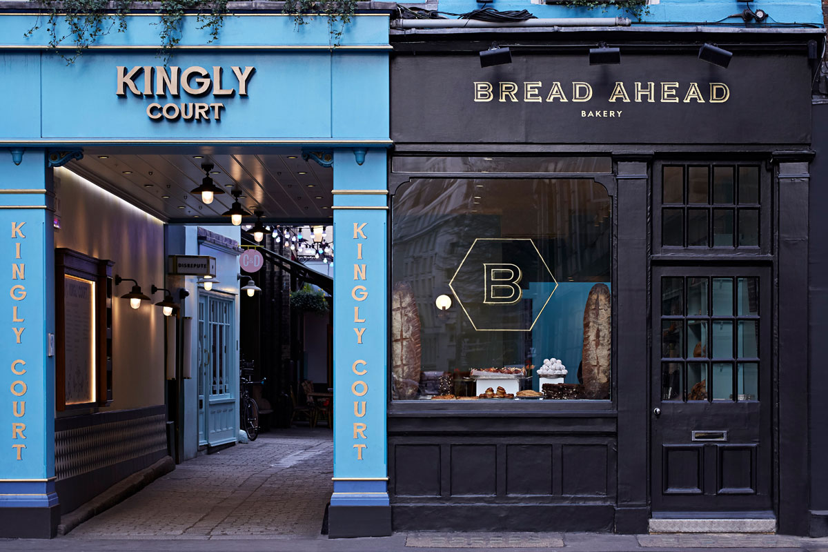 Bread Ahead Soho