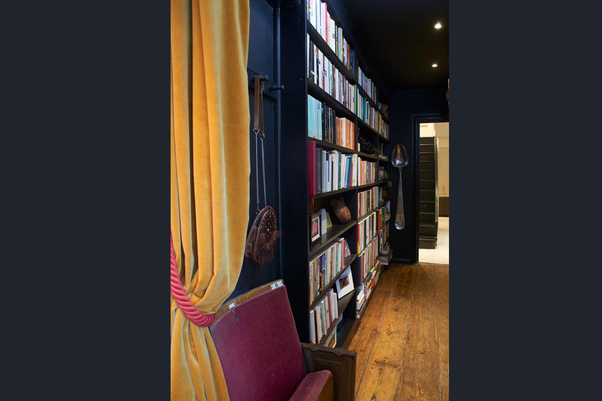 Residential, interior design