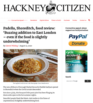 Press Hackney Citizen